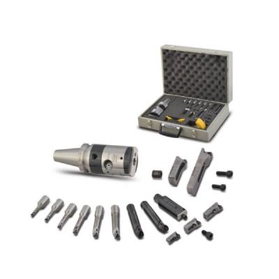 HBOR HBOR63 Micro Boring System<br>BT / NT Series