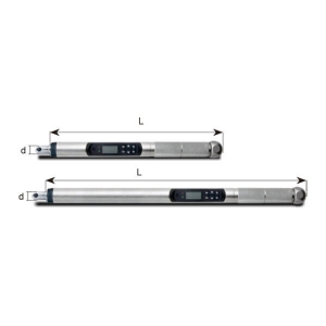 ASK Spigot Interchangable Digital Torque Wrench<br>BT / NT Series