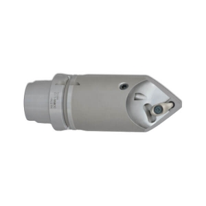 DCMNN 45 度傾斜車刀桿 (外徑 . 端面加工用)<br>HSK-T 系列